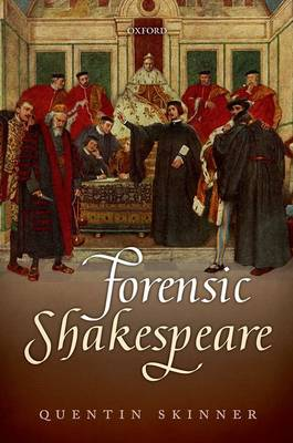 Forensic Shakespeare book