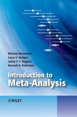 Introduction to Meta-Analysis by Michael Borenstein