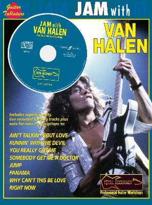 Jam with Van Halen book
