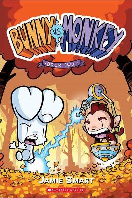 Bunny vs. Monkey, Book 2 by Jamie Smart