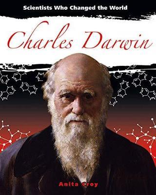 Charles Darwin by Anita Croy