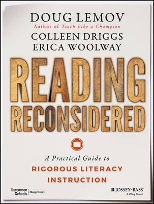 Reading Reconsidered by Doug Lemov