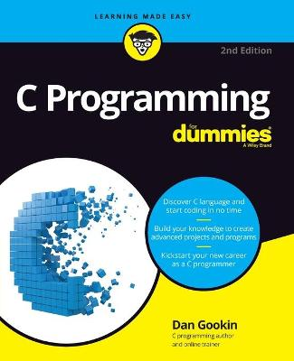 C Programming For Dummies book