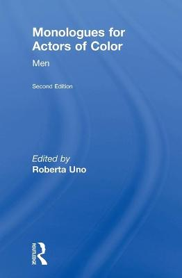 Monologues for Actors of Color book