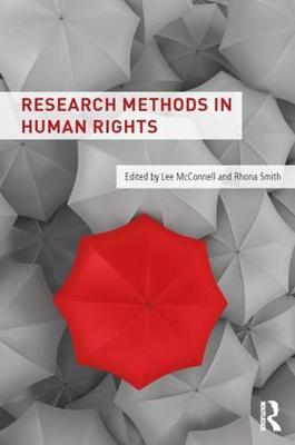 Research Methods in Human Rights by Lee McConnell