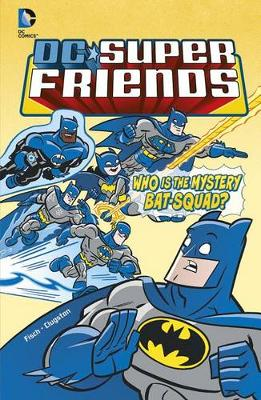 Who Is the Mystery Bat-Squad? book