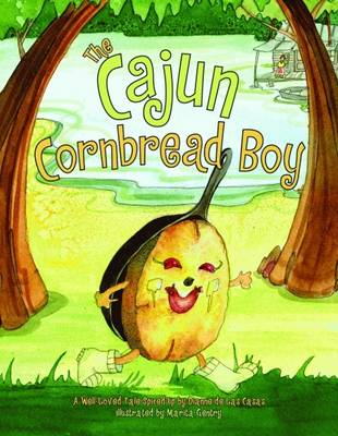 Cajun Cornbread Boy, The book