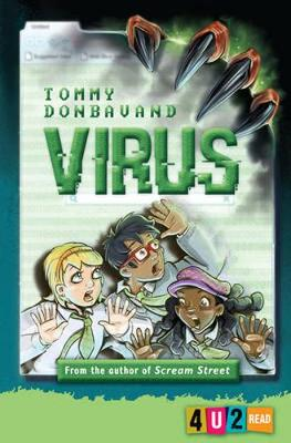 Virus by Tommy Donbavand