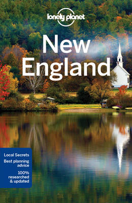 Lonely Planet New England by Lonely Planet