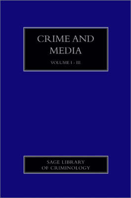 Crime and Media book