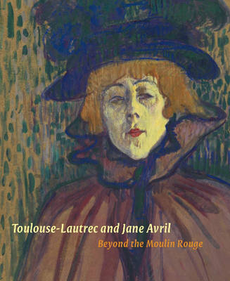 Toulouse-Lautrec and Jane Avril by Nancy Ireson