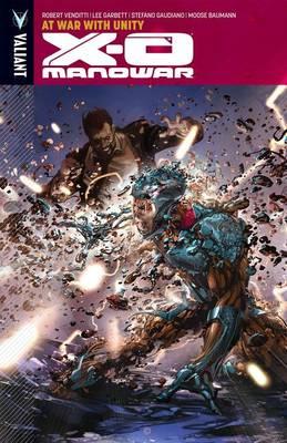 X-O Manowar X-O Manowar Volume 5 Volume 5 by Robert Venditti