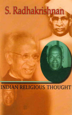 Indian Religious Thoughts by S. Radhakrishnan