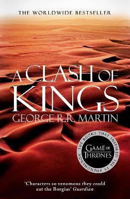 Clash of Kings book