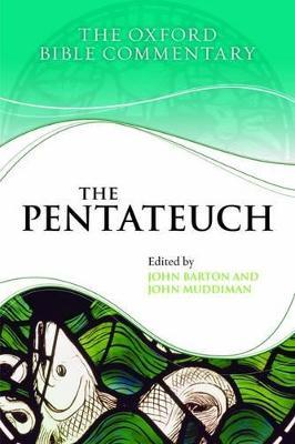 Pentateuch by John Muddiman