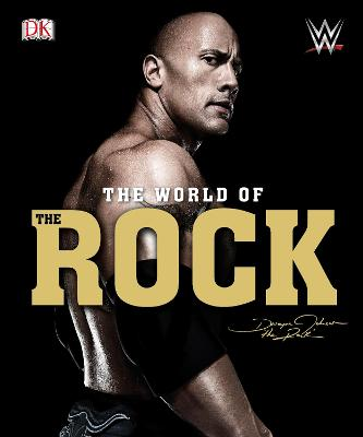 WWE World of the Rock book