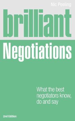 Brilliant Negotiations 2e book