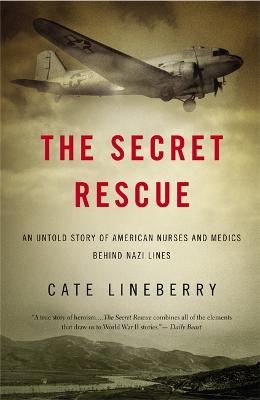 The Secret Rescue by Cate Lineberry