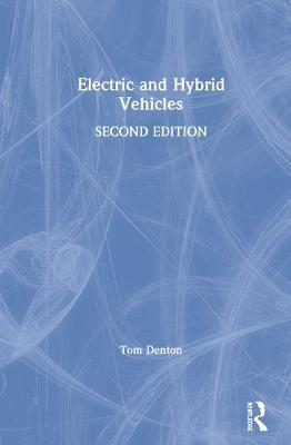Electric and Hybrid Vehicles book