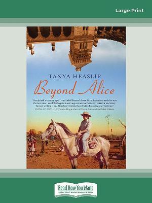 Beyond Alice by Tanya Heaslip