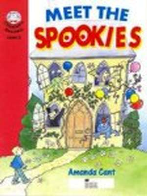 Meet The Spookies Hein Rea 2 by Amanda Cant