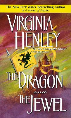 Dragon & The Jewel by Virginia Henley