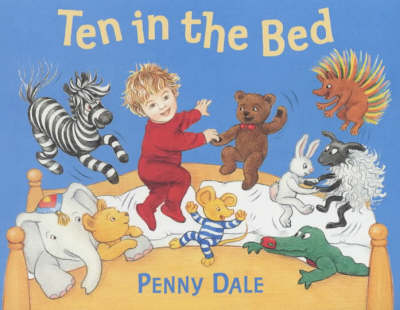 Ten In The Bed And Cd by Ms. Penny Dale