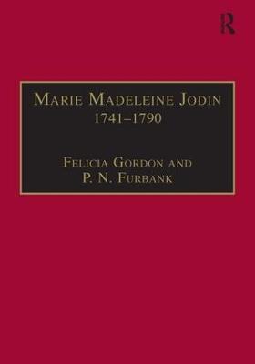 Marie-Madeleine Jodin 1741-1790 by Felicia Gordon
