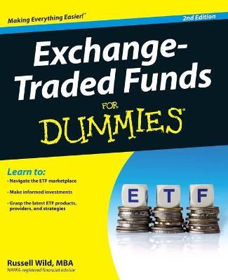 Exchange-traded Funds for Dummies, 2nd Edition by Russell Wild