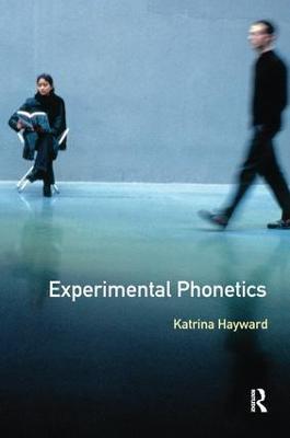 Experimental Phonetics book