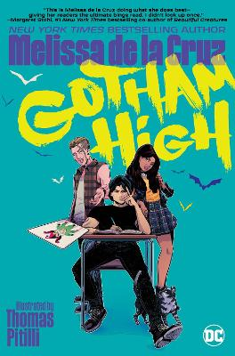Gotham High book