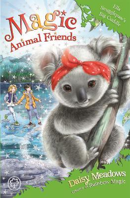 Magic Animal Friends: Ella Snugglepaw's Big Cuddle book