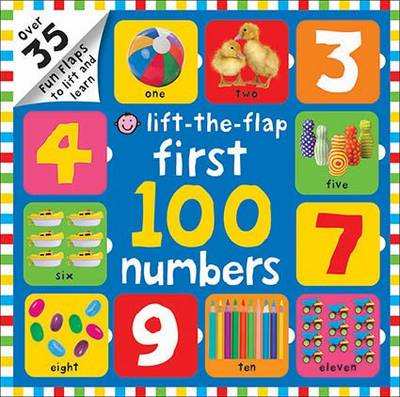 First 100 Numbers by Roger Priddy