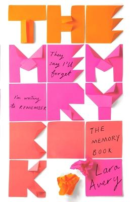 Memory Book by Lara Avery