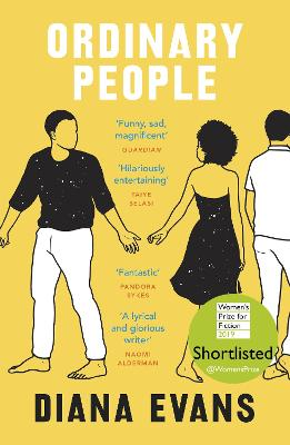 Ordinary People: Shortlisted for the Women's Prize for Fiction 2019 by Diana Evans