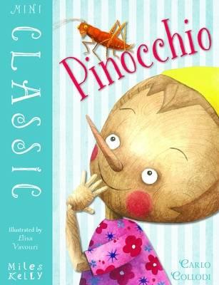 Mini Classic Pinocchio by Carlo Collodi