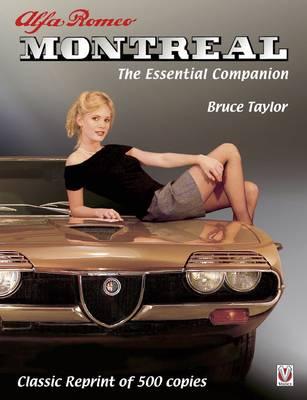 Alfa Romeo Montreal by Bruce Taylor