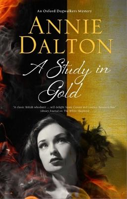 A A Study in Gold by Annie Dalton