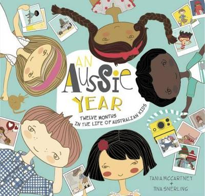 An Aussie Year by Tania McCartney