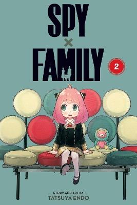 Spy x Family, Vol. 2 book