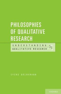 Philosophies of Qualitative Research book