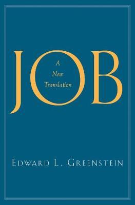 Job: A New Translation book