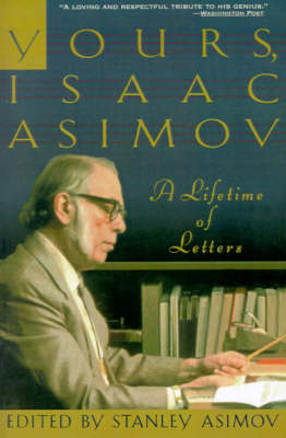 Yours, Isaac Asimov book