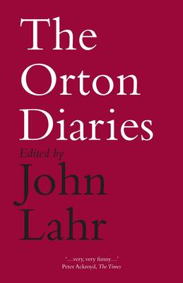 Orton Diaries by Joe Orton