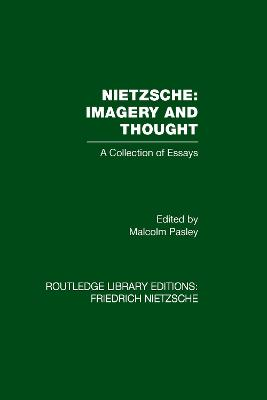 Nietzsche: Imagery and Thought book