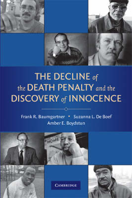 Decline of the Death Penalty and the Discovery of Innocence book
