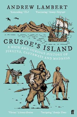 Crusoe's Island book