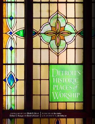 Detroit's Historic Places of Worship by Marla O. Collum