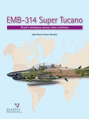 Emb-314 Super Tucano book