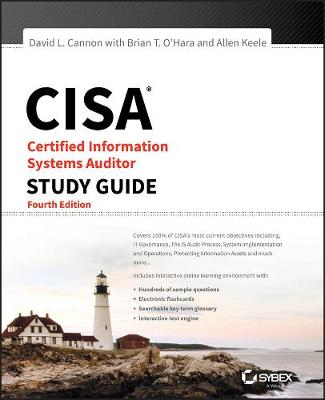 CISA Certified Information Systems Auditor Study Guide by David L. Cannon
